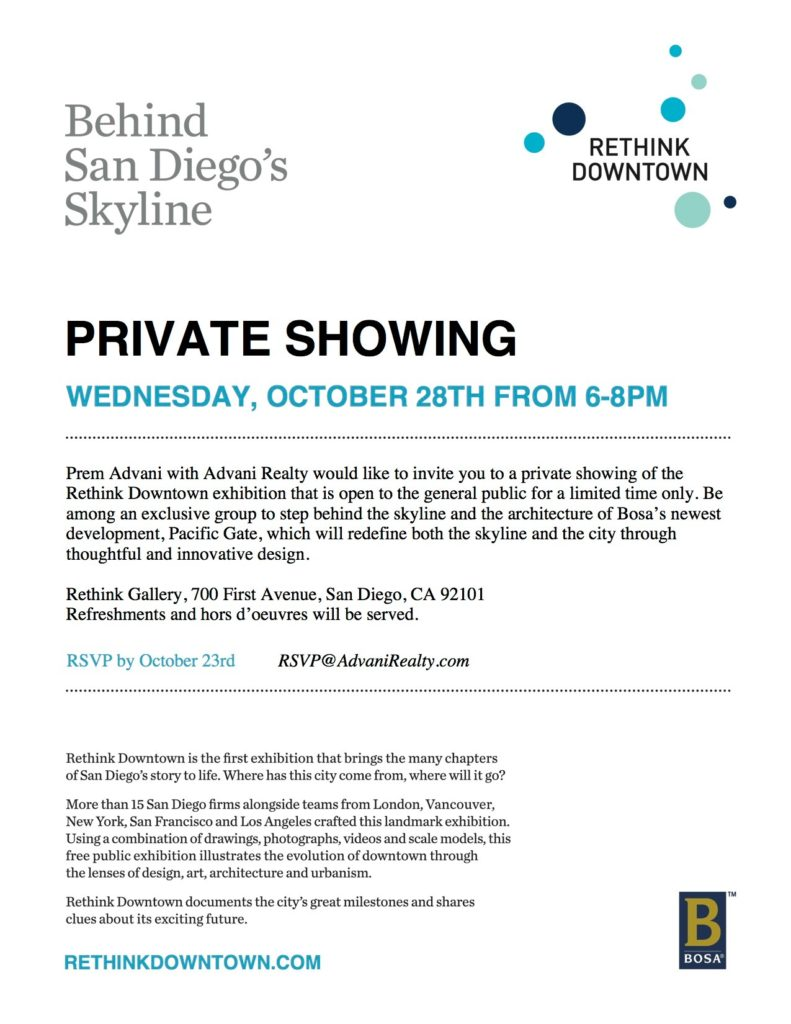 Rethink Gallery Invite
